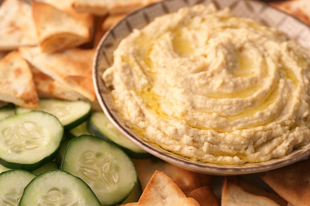 Hummus bimby