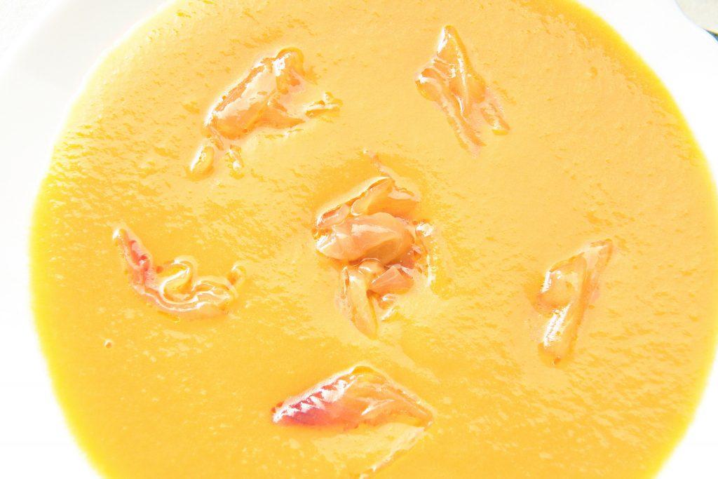 Zuppa di zucca bimby