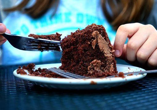 torta caprese bimby